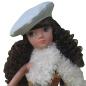 "Кукла ""Sonya"" R1064 Кукла, берет, шарф, диадема, сумочка артикул 13290d."